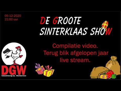 De Groote Sinterklaas Show