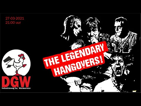 THE LEGENDARY HANGOVERS