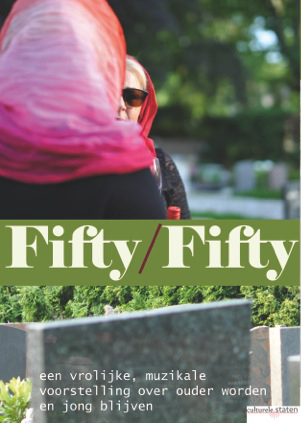 "Culturele Staten speelt - ""Fifty/ Fifty"""