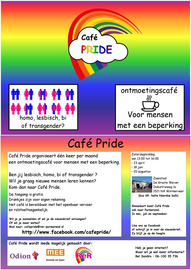 Café Pride