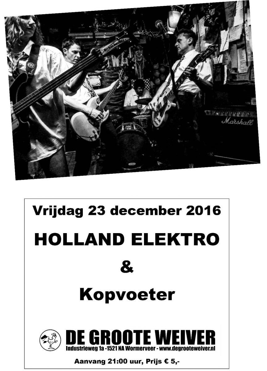 Holland Elektro & Kopvoeter