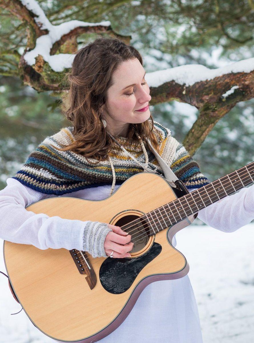 Gwendolyn Snowdon en Baloney Celtic music