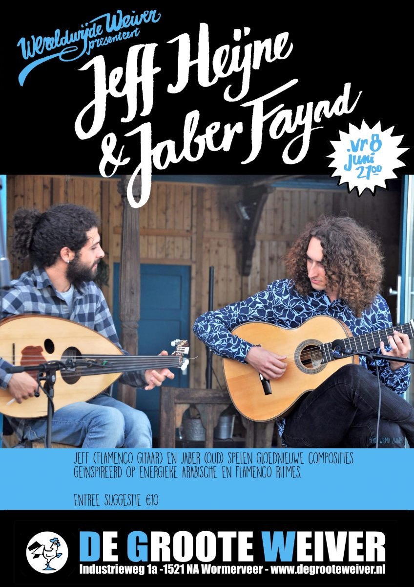 Jeff Heijne & Jaber Fayad