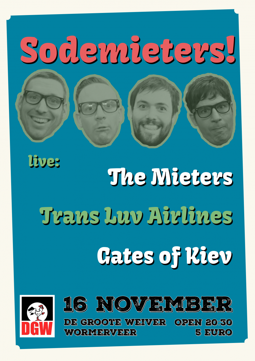 The Mieters  - Transluv Airlines  - Gates of Kiev