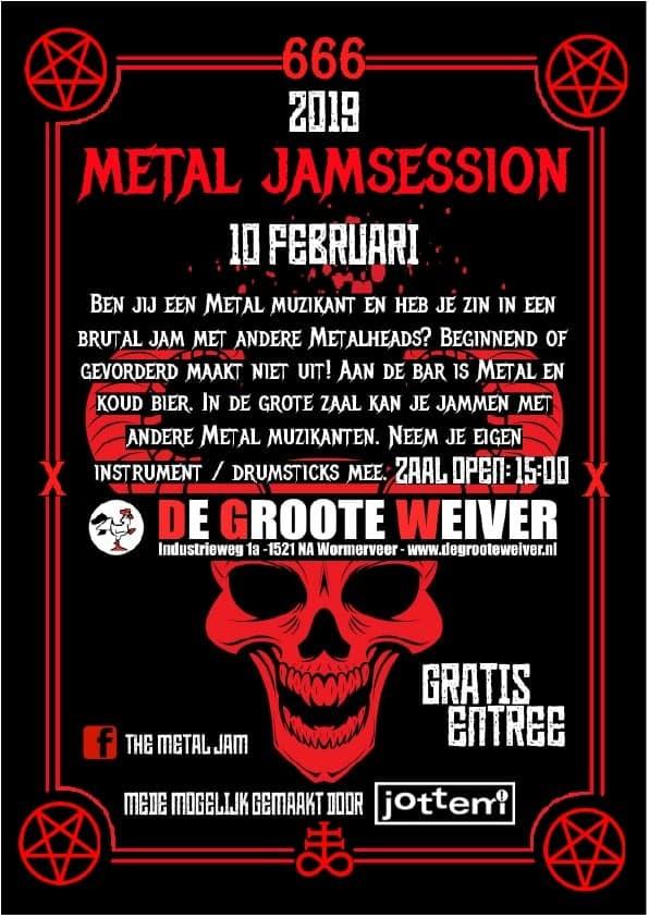 Metal Jamsessie