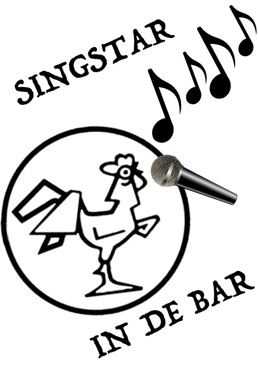 Singstar in de bar!