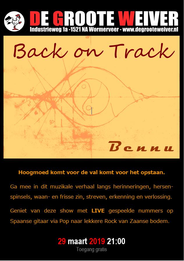 Bennu - Back on Track