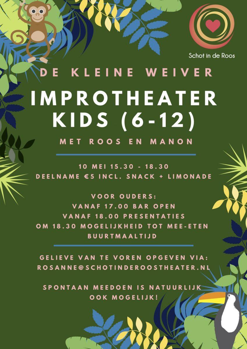 Improtheater kids (6 - 12)