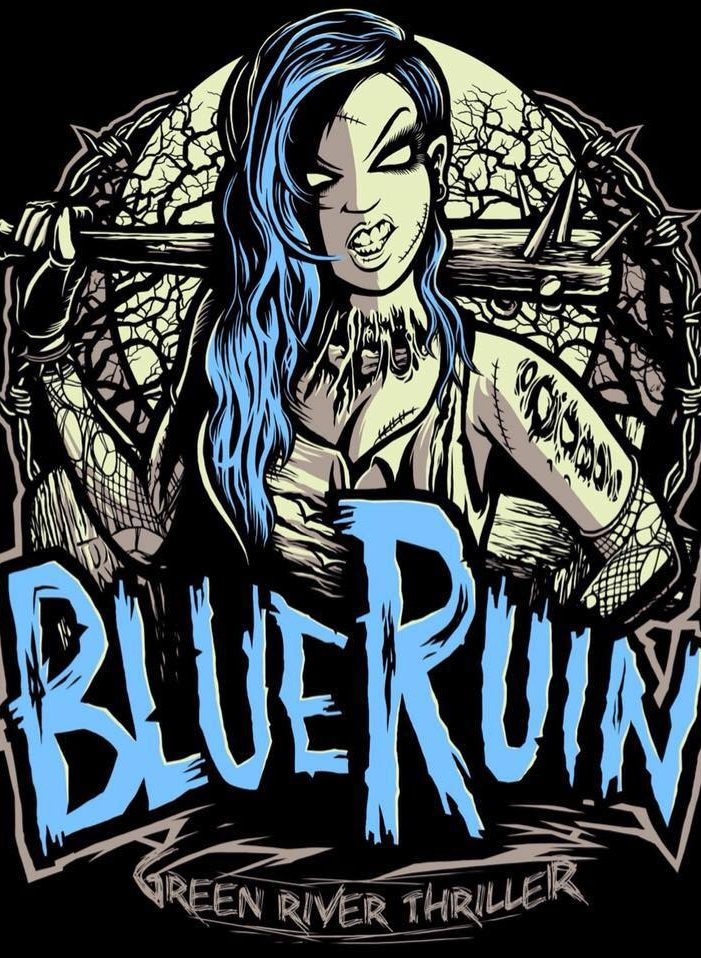 Blue Ruin + support: Digame LouLou