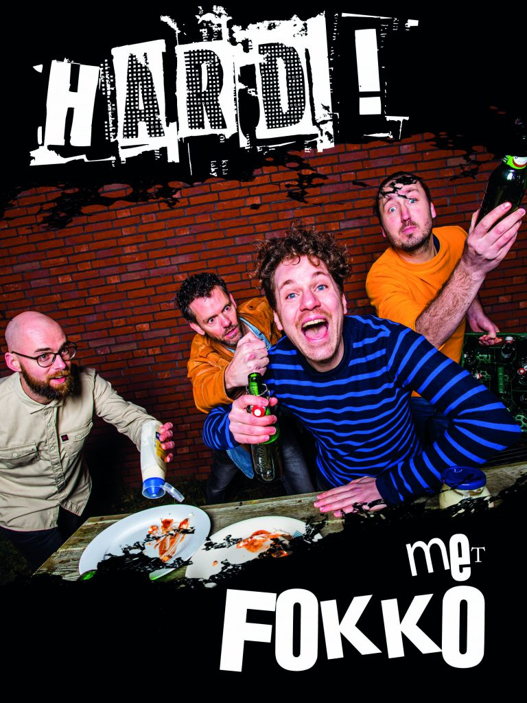 HARD! met Fokko