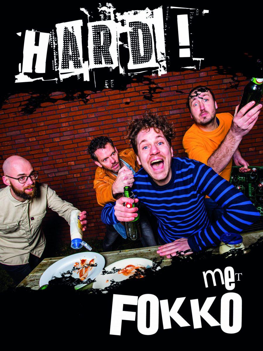 HARD! Met Fokko | Podium de Flux & De Groote Weiver | Support: WALL FLWR