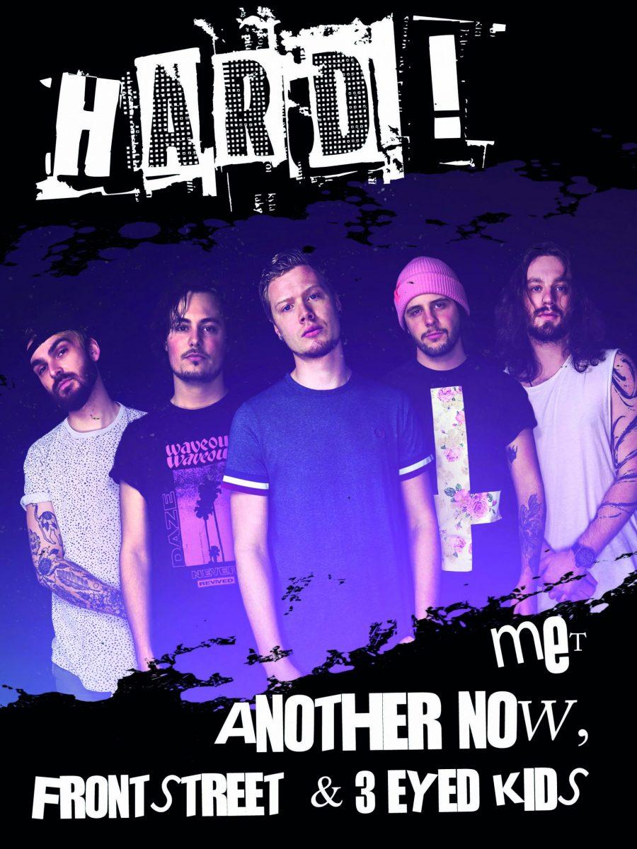 Hard! met Another Now, Frontstreet & 3 Eyed Kids | i.s.m. De Flux.