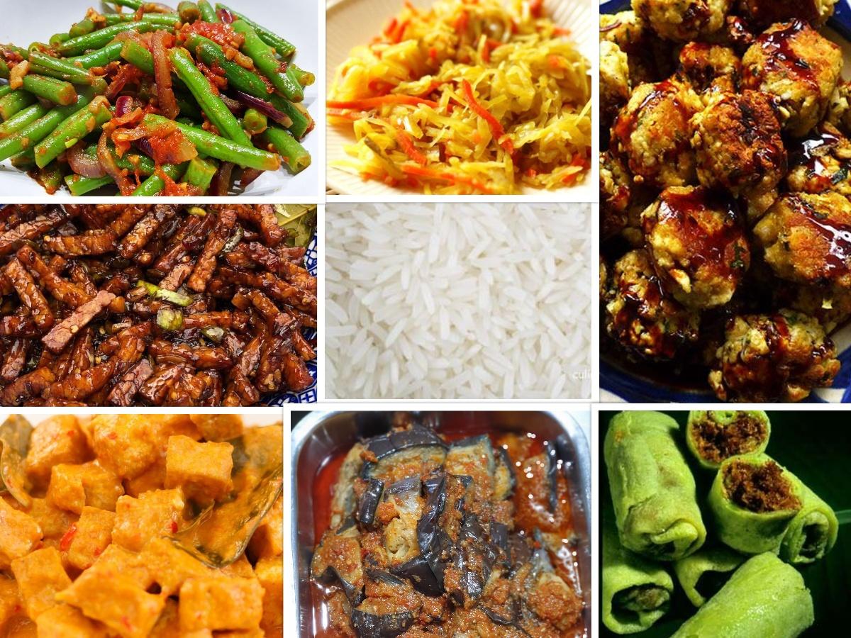 Buurtmaaltijd: Indonesische rijsttafel