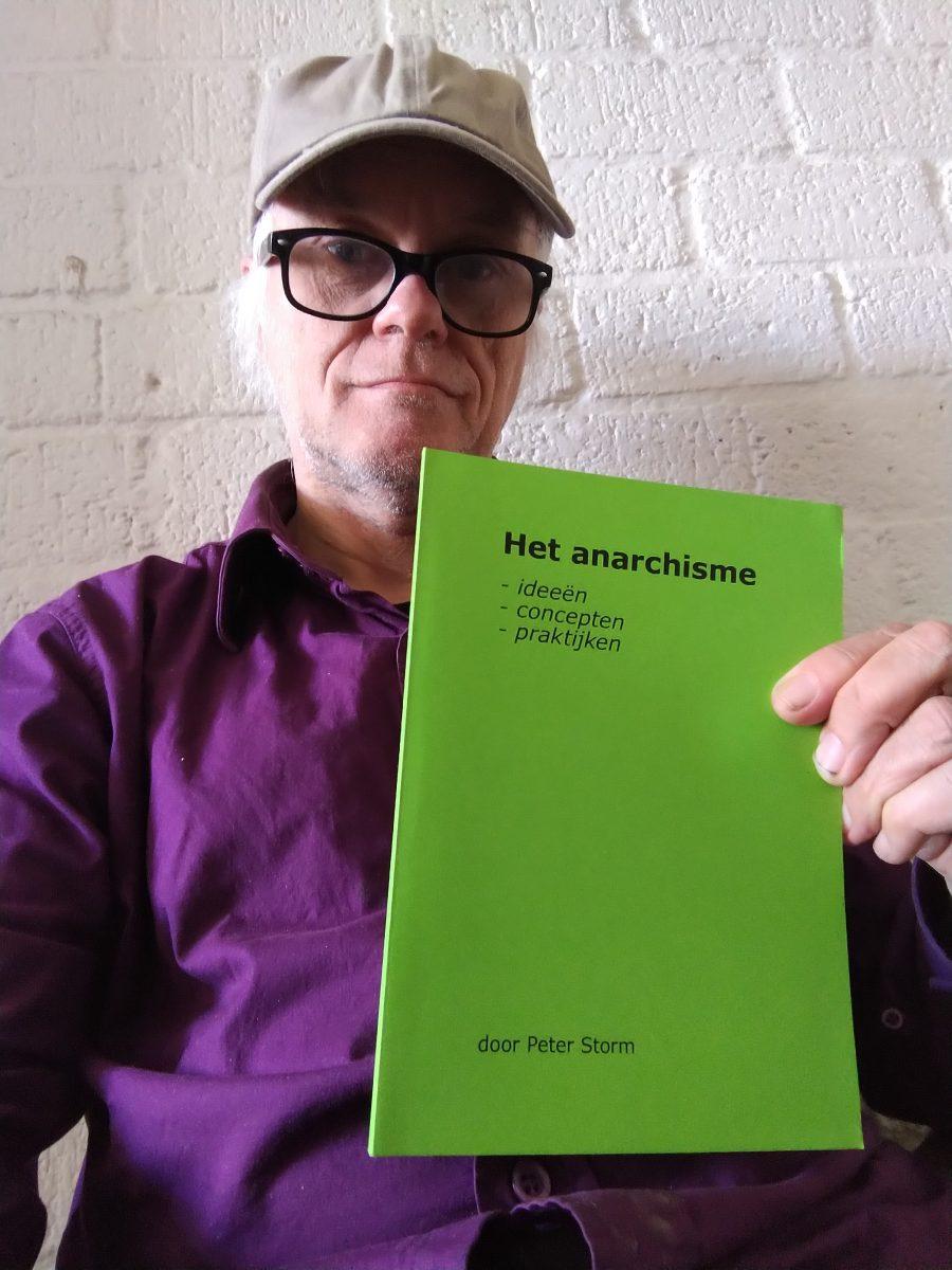 Boekpresentatie Peter Storm